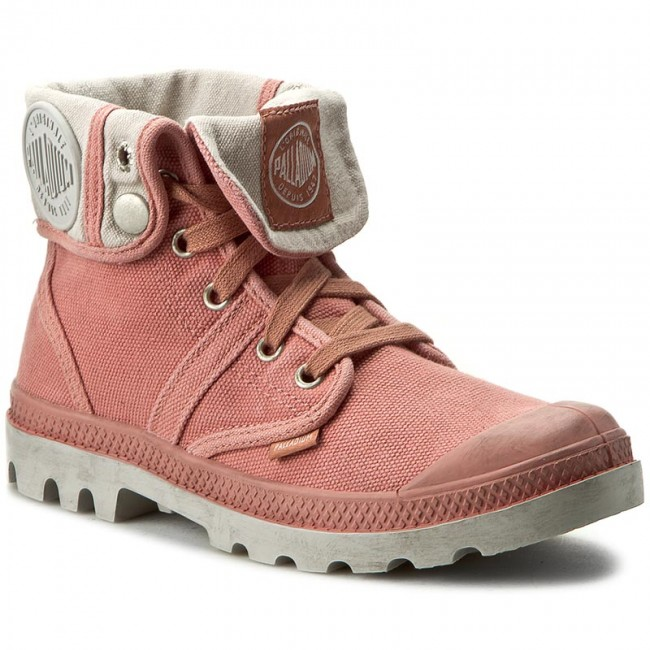 Trapperschuhe PALLADIUM Pallabrouse Baggy 92478-635-M Old Rose/Vapor