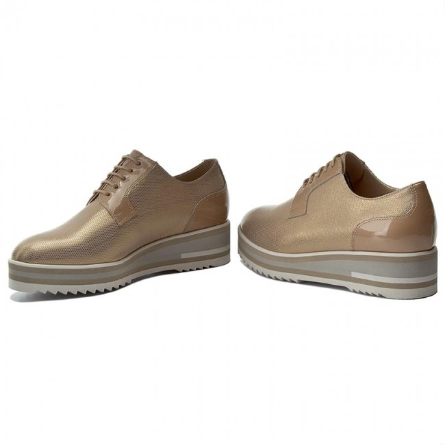 Oxfords PETER KAISER                                                      Emilie 56717/558 Sabbia Crown 0508a5