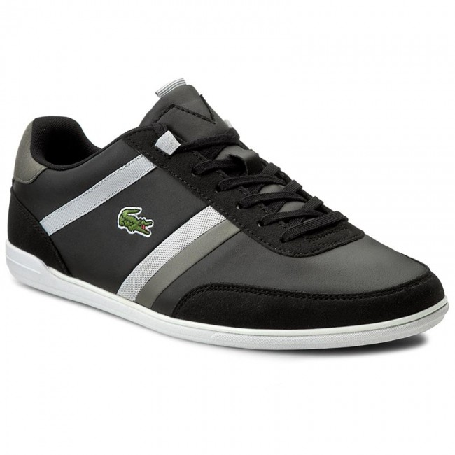 Sneakers LACOSTE-Giron 117 1 Cam 7-33CAM1030024 Blk