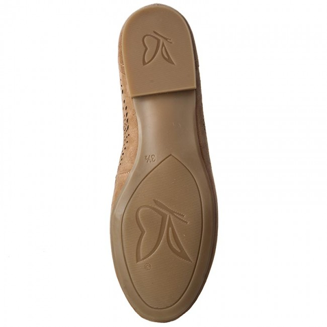 Lords Schuhe CAPRICE                                                      9-24501-28  Nut Suede 326 2a24c1