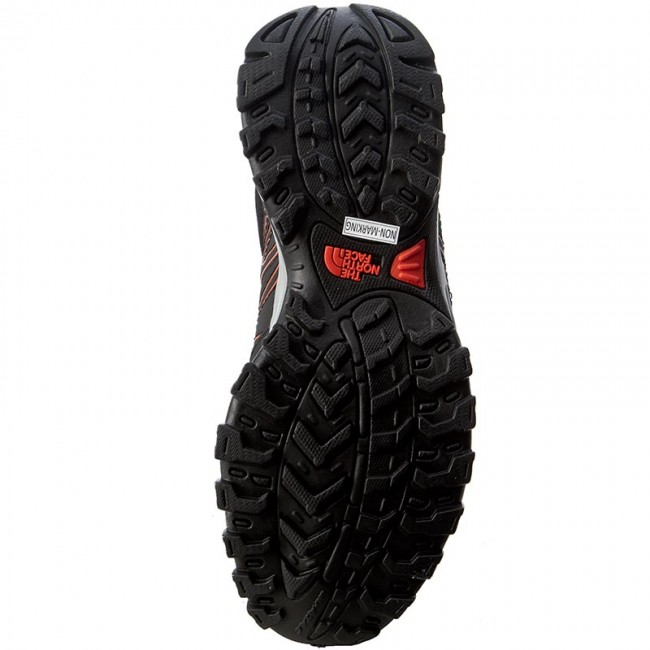 Trekkingschuhe THE  NORTH FACE    THE                                                 Hedgehog Hiker Mid Wp T0CJ8QNMY Tnf schwarz/Mandarin ROT d1c853