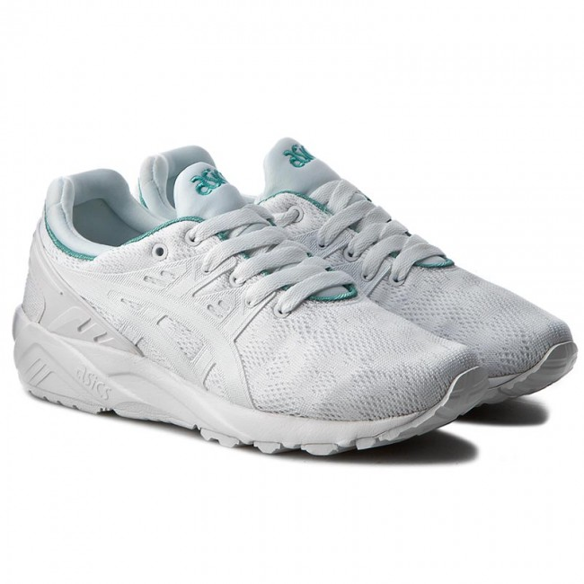 Sneakers ASICS TIGER Gel-Kayano Trainer Evo H7Q6N White/White 0101