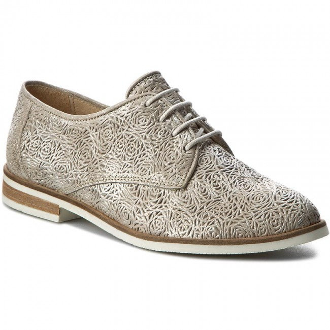 Oxfords BRONX                                                      65844-BB BX 883 Silver 100 90d3e7