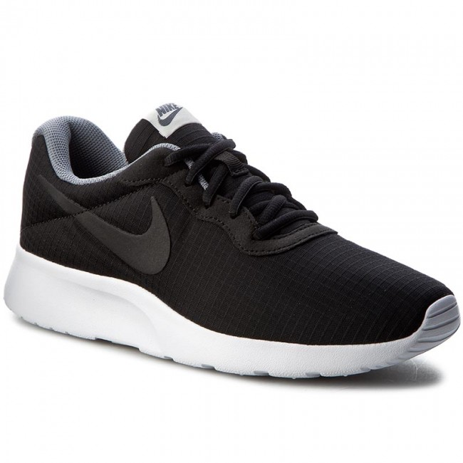 Schuhe NIKE-Tanjun Prem 876899 001 Black/Black/White/Light Bone