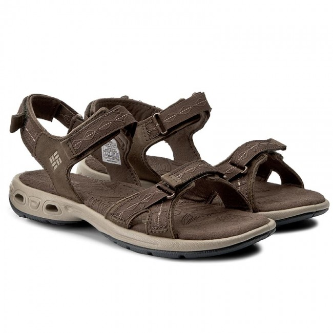 Sandalen COLUMBIA                                                      Kyra Vent II BL4493 Mud/Silver Sage 255 2eed3f