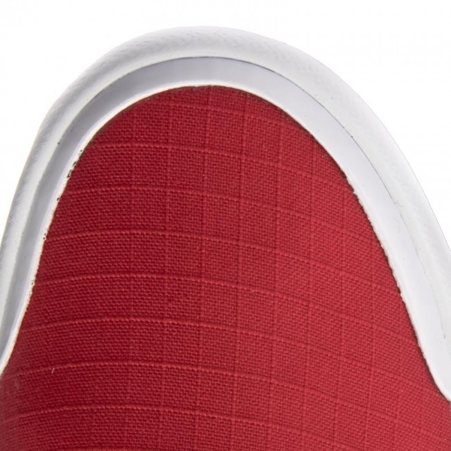 Turnschuhe LACOSTE                                                      Lancelle Slip On 117 1 Caw 7-33CAW1035047 Red 74cf75