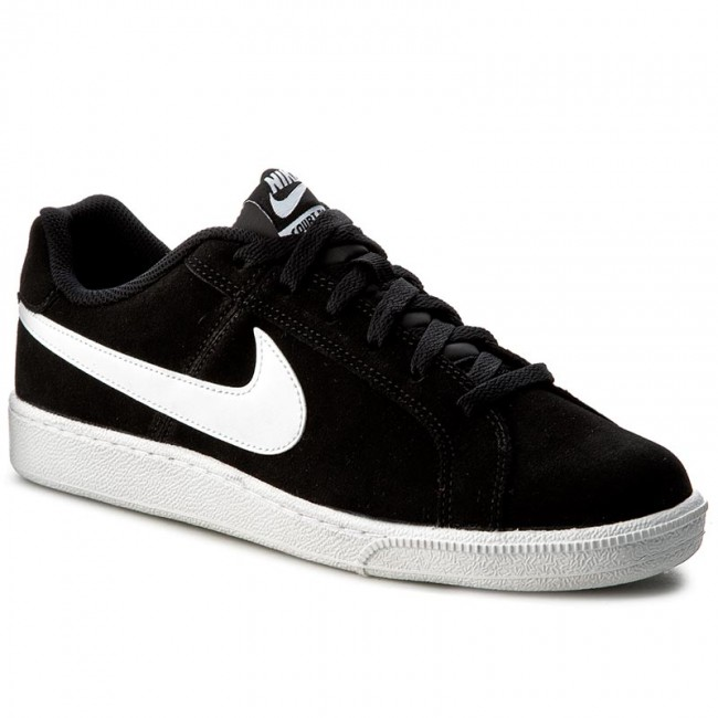 Schuhe NIKE-Court Royale Suede 819802 011 Black/White