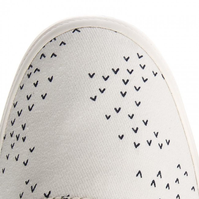 Turnschuhe KEDS                                                      Ch Mini Bird WF566421 Cream/Navy 174cbc