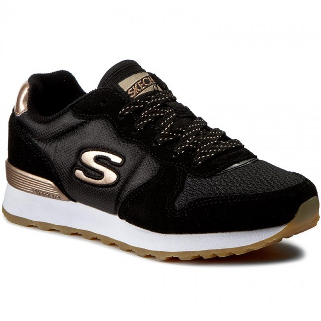 Sneakers SKECHERS-Goldn Gurl 111/BLK  Black Werbe Schuhe