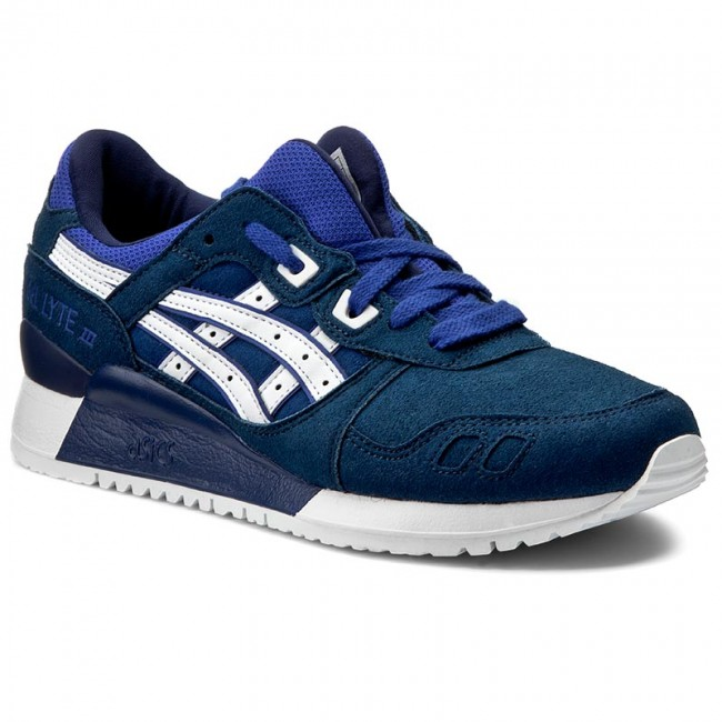 Sneakers ASICS-TIGER Gel-Lyte III Blue/White H7K4Y Asics Blue/White III 4501 f4b9b8