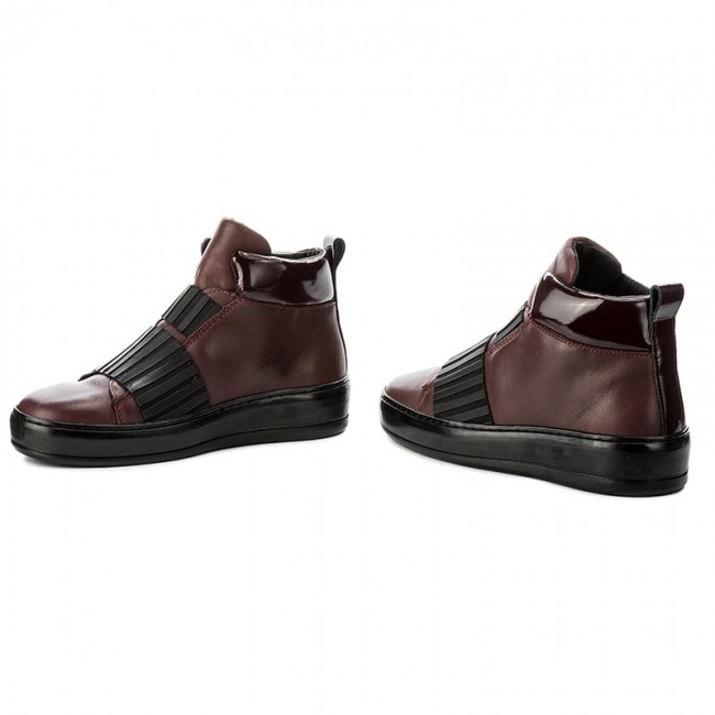 Sneakers Sneakers Sneakers BRONX 46975-C BX 1430 Wine/Ruby Red 2151 d22a9f
