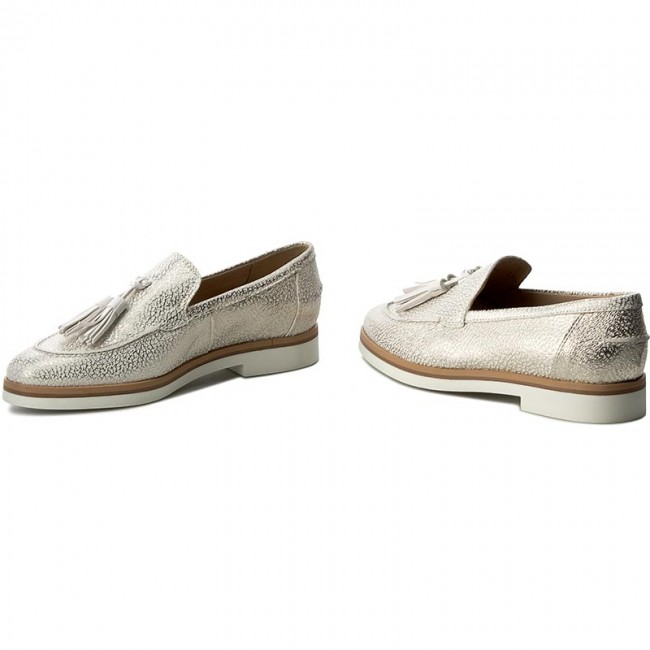 Lords Schuhe GEOX                                                      D Janalee E D725AE 000TC C1209  Off Whit/Weiß 1e26a9