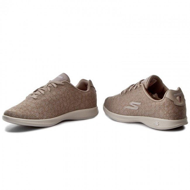 Schuhe SKECHERS                                                      Radiancy 14486/TPE Taupe 96e3b8