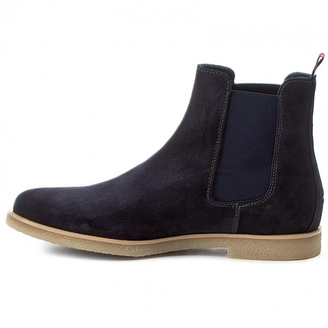Stiefeletten TOMMY TOMMY TOMMY HILFIGER-William 2B FM0FM00972 Midnight 403 583604