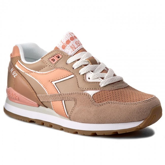 Sneakers DIADORA-N-92 Wnt Coral 501.170943 01 50045 Dusty Coral Wnt Werbe Schuhe 5d65b8