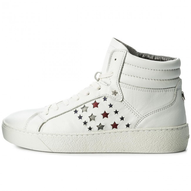 Sneakers TOMMY HILFIGER-Suzie Mid Werbe Hg 3A1 FW0FW01705 White 100 Werbe Mid Schuhe e90514