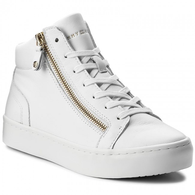 Sneakers TOMMY HILFIGER                                                    Jupiter 1A1 FW0FW01907 White 100