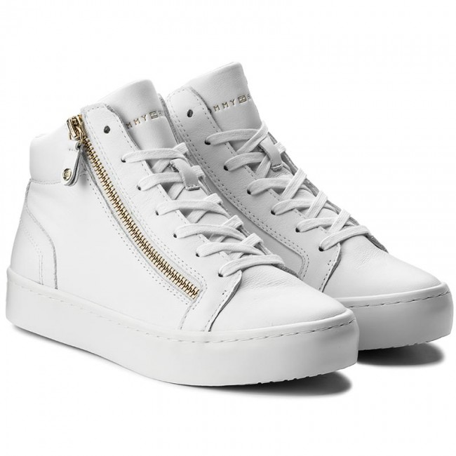 Sneakers TOMMY HILFIGER                                                      Jupiter 1A1 FW0FW01907 Weiß 100 19ff57