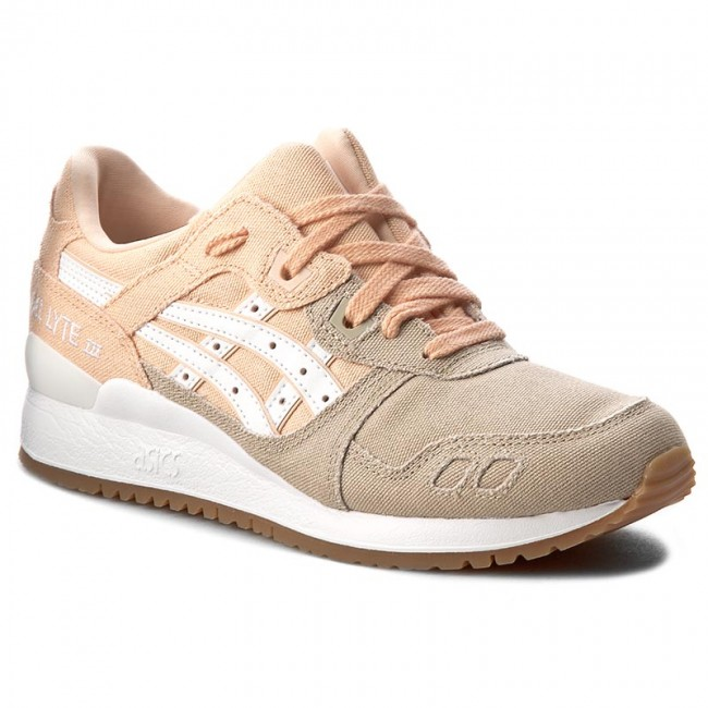 Sneakers ASICS-TIGER Gel-Lyte 1701 III H7F9N Bleached Apricot/White 1701 Gel-Lyte Werbe Schuhe 014089