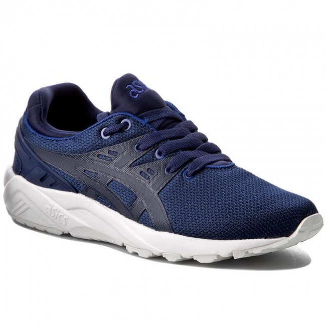 Sneakers ASICS-TIGER Gel-Kayano Trainer Evo H707N Indigo Blue/Indigo Werbe Blue 4949 Werbe Blue/Indigo Schuhe 1c8a85