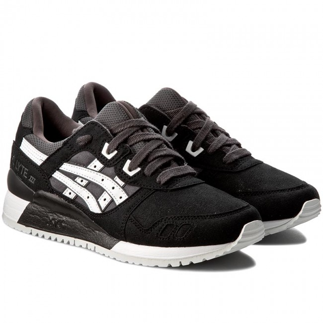 Sneakers ASICS-TIGER Gel-Lyte 9501 III H7K4Y Dark Grey/White 9501 Gel-Lyte Werbe Schuhe ab5547