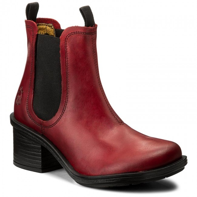 Stiefeletten FLY LONDON Coopfly P144043003 Red