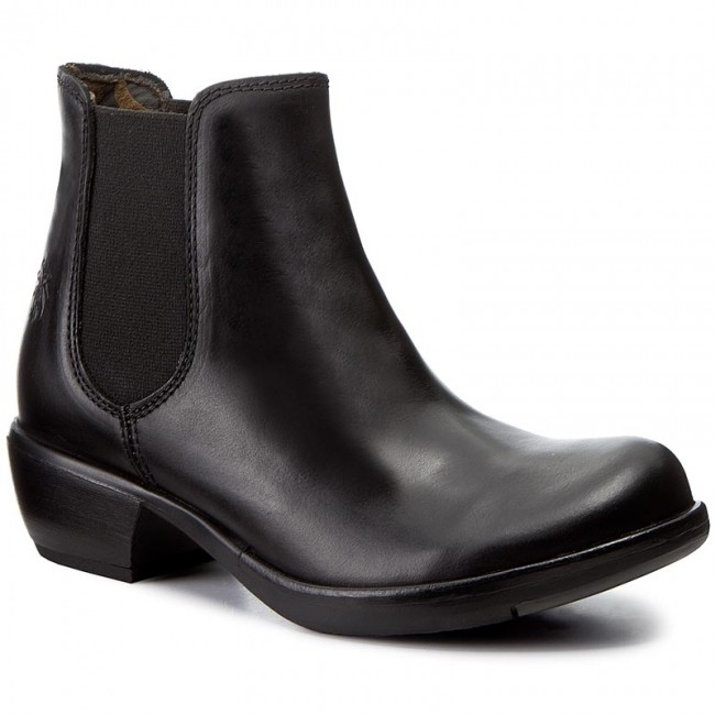 Stiefeletten FLY LONDON                                                      Make P142458018 schwarz d47924
