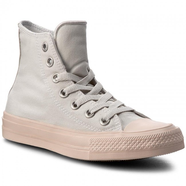 Sportschuhe CONVERSE Ctas II Hi 155723C Buff/Barely Orange