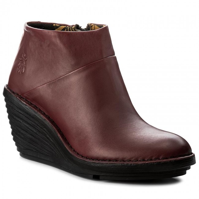 Stiefeletten FLY Red LONDON Sipifly P300670006 Cordoba Red FLY 4efad3