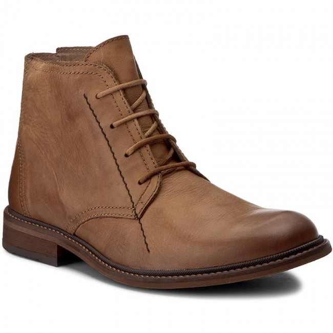 Stiefel FLY LONDON-Hobifly P143813004 Antique Tan