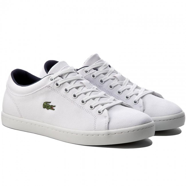 Turnschuhe LACOSTE-Straightset Bl 2 Cam 7-33CAM1025001 Wht