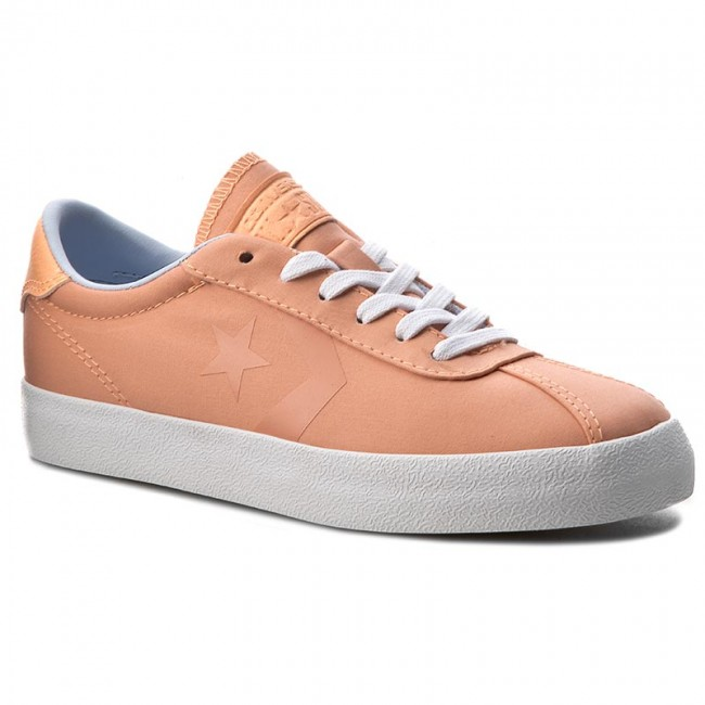 Sneakers CONVERSE-Breakpoint Ox 555918C Sunset Glow/Porpoise/White Werbe Schuhe