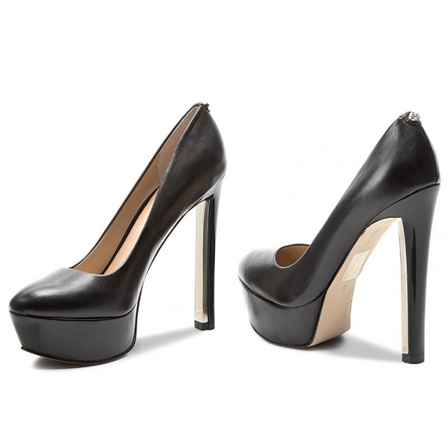High Heels Guess - Eager Fleag3 Pat08 Rust dL265tO