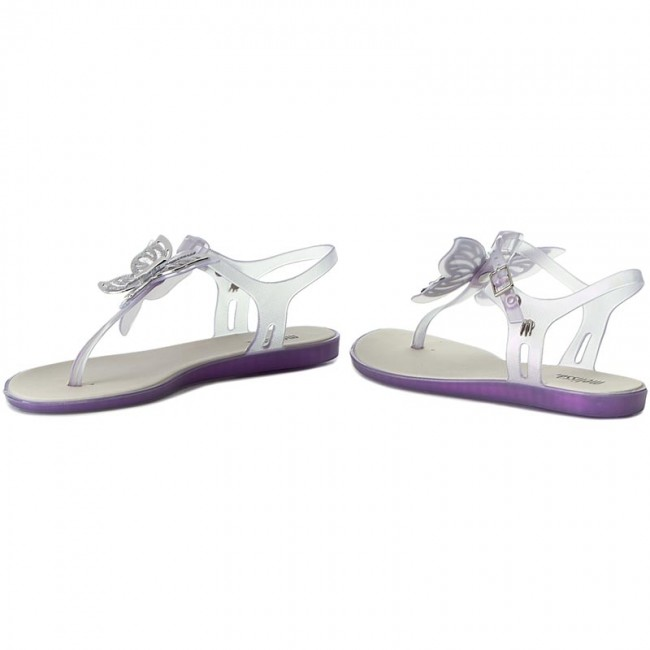 Zehentrenner Zehentrenner Zehentrenner MELISSA  Solar Fly Ad 32289 Pearly Lilac 06478 68041c
