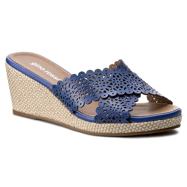 Espadrilles GINO ROSSI DL889M-TWO-BG00-5300-0 55 Hohe Qualität
