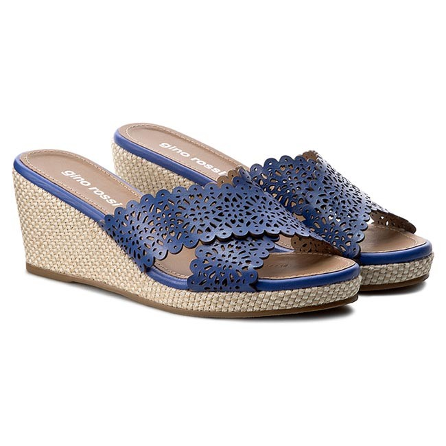 Espadrilles GINO ROSSI                                                      DL889M-TWO-BG00-5300-0 55 f0d8e8