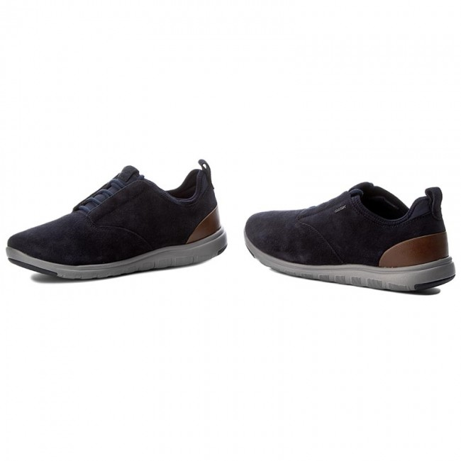 Sneakers GEOX-U Xunday 2Fit A Navy U640DA 00022 C4002 Navy A d6999e