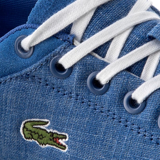 Sneakers LACOSTE-Straightset Sp 217 1 CAM 7-33CAM1063125 Blu