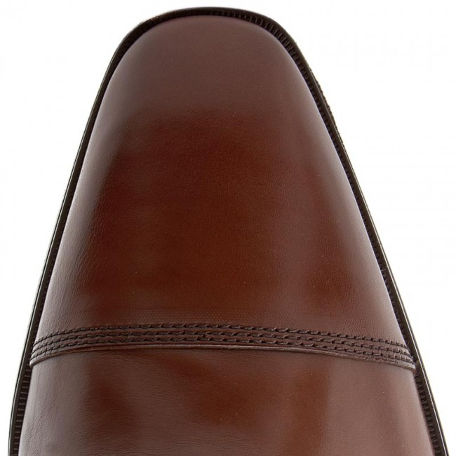 Halbschuhe GEOX-U C6001 New Life E U74P4E 00043 C6001 GEOX-U Cognac bf651a