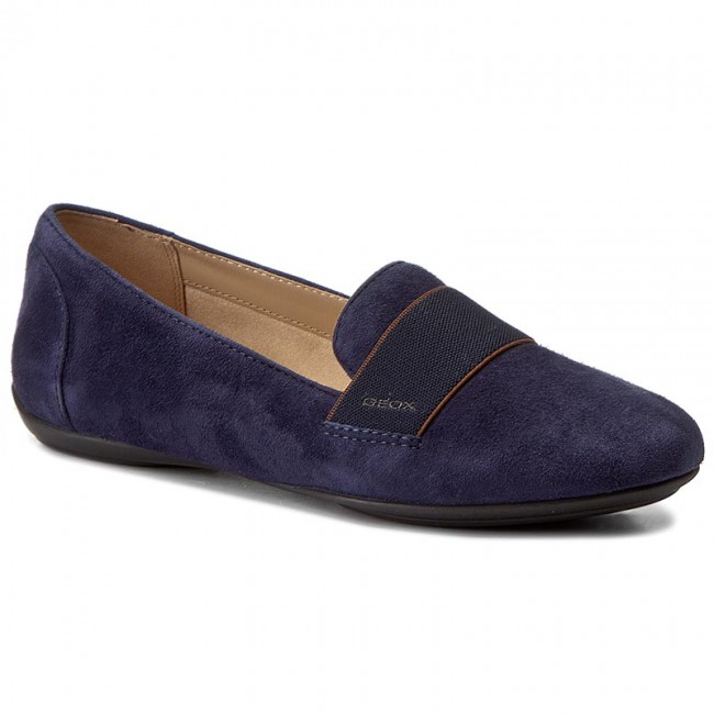 f6f7dc330a607e Lords Schuhe GEOX - D Charlene J D34Y7J 00021 C4002 Navy - Lords ...