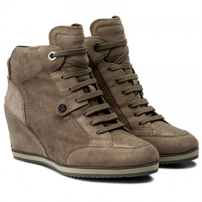 Sneakers Sneakers Sneakers GEOX D Illusion A D4454A 0MA22 C6029 Taupe 495a0e