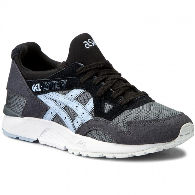 Sneakers ASICS-TIGER Carbon/Skyway Gel-Lyte V HN7W7 Carbon/Skyway ASICS-TIGER 9739 Werbe Schuhe 3a1bc9