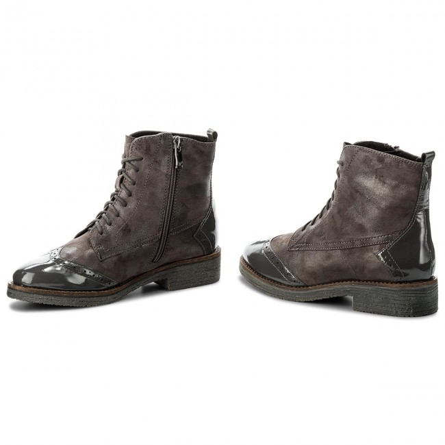 Stiefeletten CAPRICE                                                      9-25203-29 Anthraci.Comb 235 1a7d23