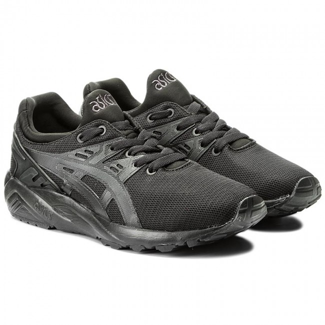 Sneakers Evo ASICS  TIGER Gel-Kayano Trainer Evo Sneakers Gs C7A0N Black/Black 9090 e0f4be