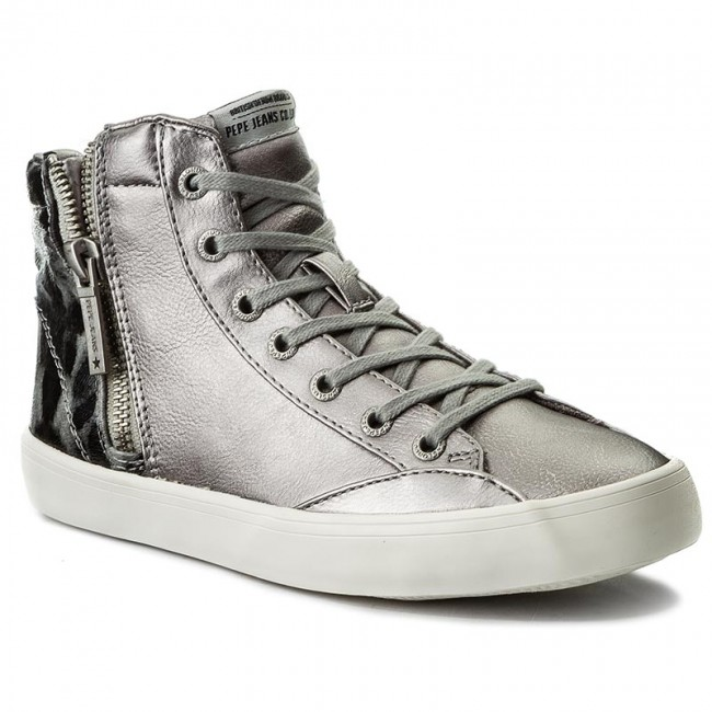 Sneakers PEPE JEANS                                                    Clinton Sue PLS30573 Silver 934