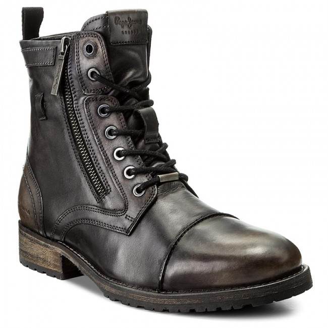 Stiefel PEPE JEANS-Melting Heritage New PMS50155 Factory Blk 997