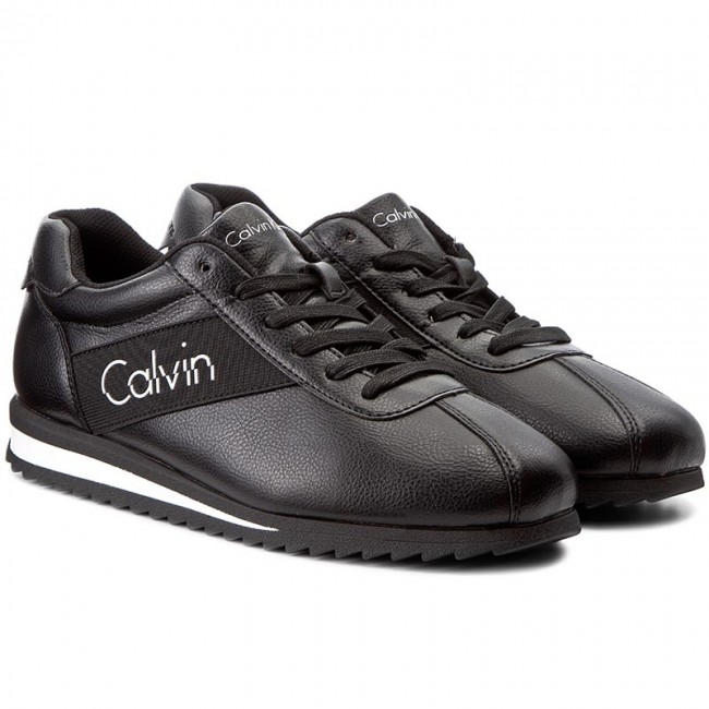 Sneakers CALVIN KLEIN JEANS-Chad S0499 Black/Black