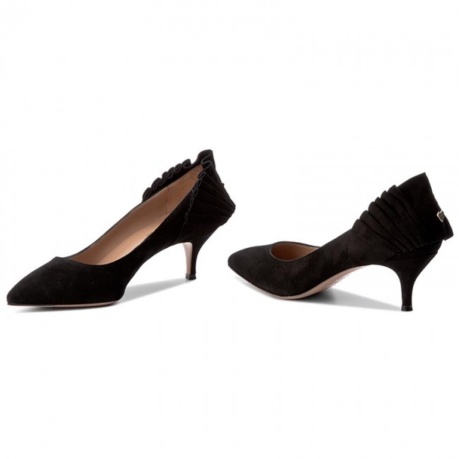High Heels  TWINSET     Heels                                                Decollete' CA7PEE Nero 00006 44914b