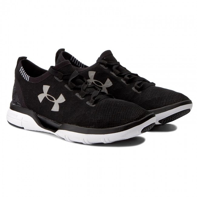 Schuhe UNDER ARMOUR                                                      Ua Charged Coolswitch Run 1285485-001 Blk/Wht/Wht 6163d4