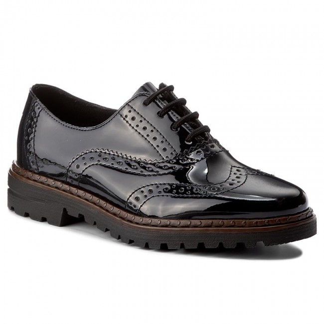 Oxfords RIEKER                                                      54812-45  Blau 000db3